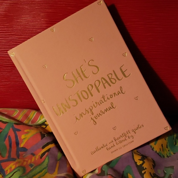 dayna lee collection Other - SHE'S UNSTOPPABLE inspiration jurnal/notebook